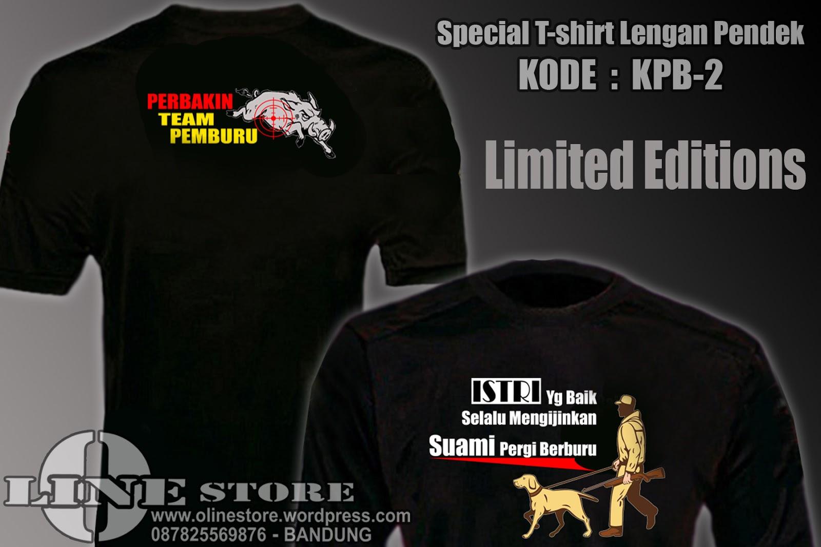 Olinestore Kaos Polo Perbakin Shirt Ready Stock Kode Kpb 2lengan Pendek Istri Yg