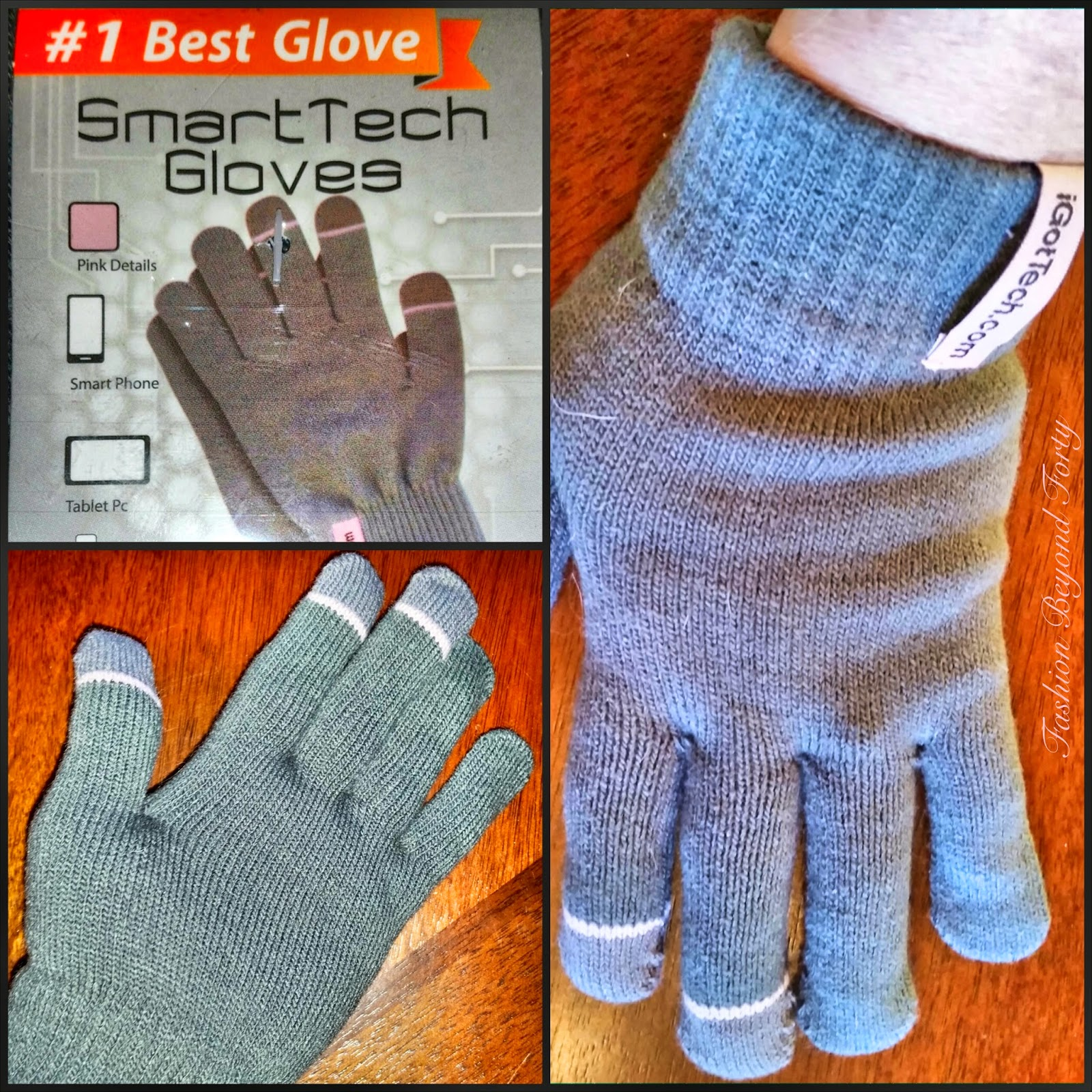 iGotTech Texting Gloves Review