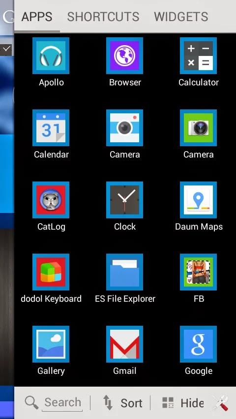 SquareHome.Phone (Launcher) Full v1.4.13