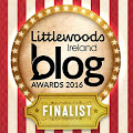 Littlewoods Ireland Blog Awards 2016 - FINALIST!