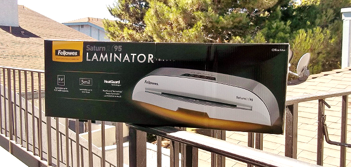 Fellowes Saturn Laminator