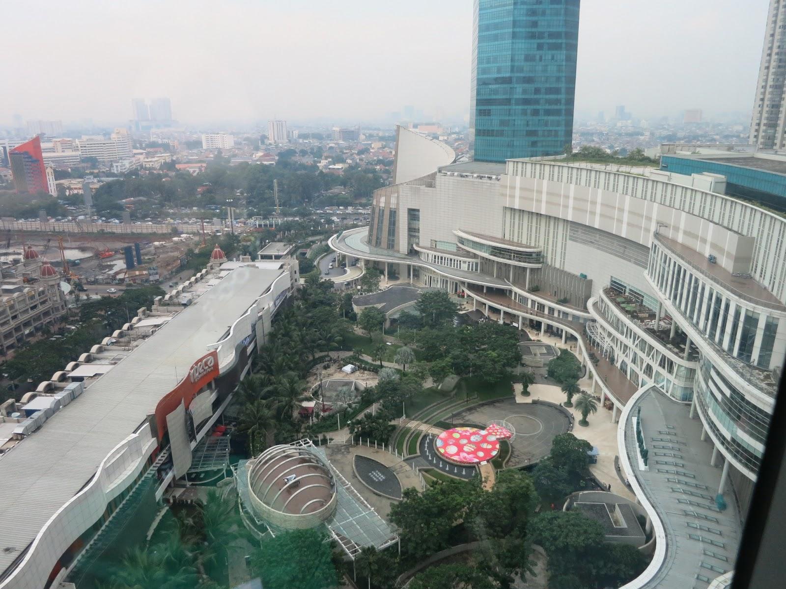 Hotel Central Park Jakarta