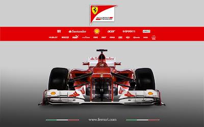 Ferrari F2012 F1 2012 formula 1