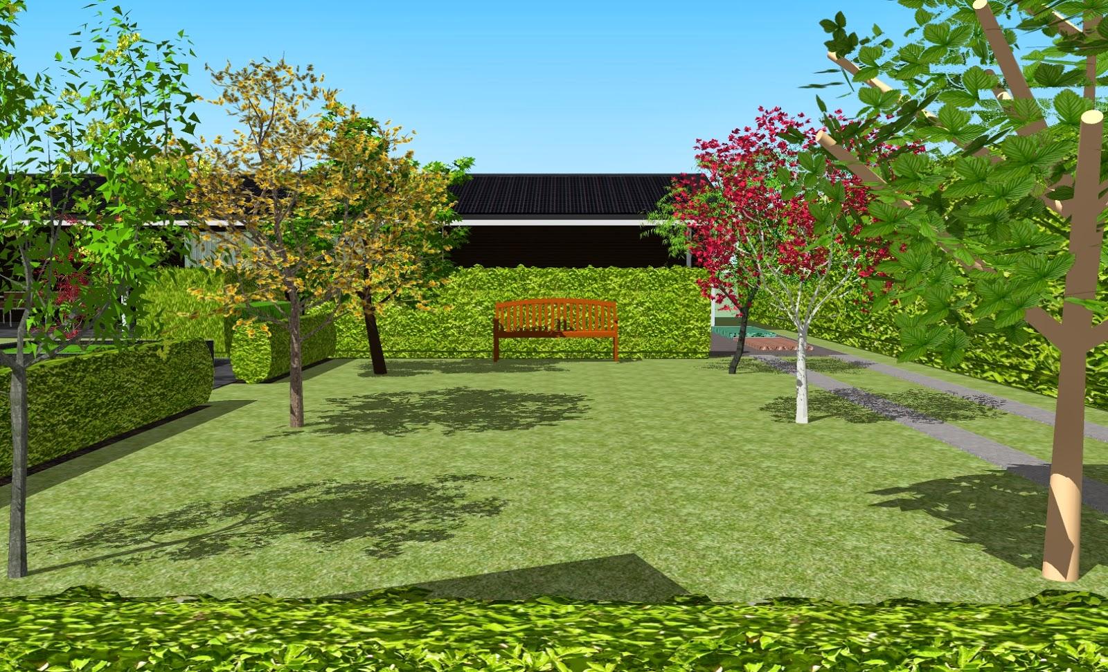 Huis q u a d r a virtuele tuinplannen for Tuin programma