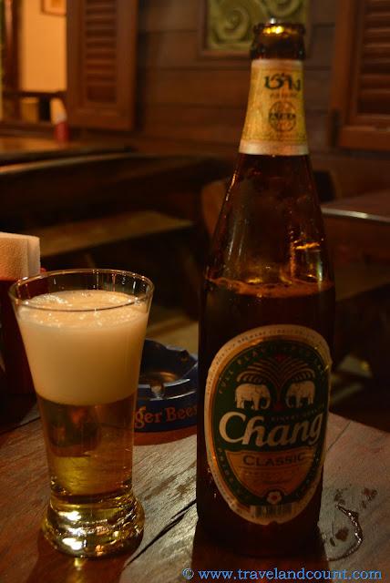 Chang Beer Thai