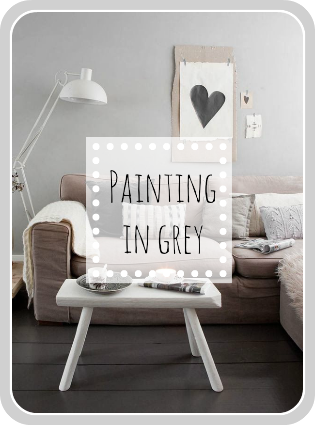 Pintar todo piso gris decorar tu casa es for Decorar piso gris