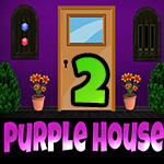 Games4King Purple House Escape 2
