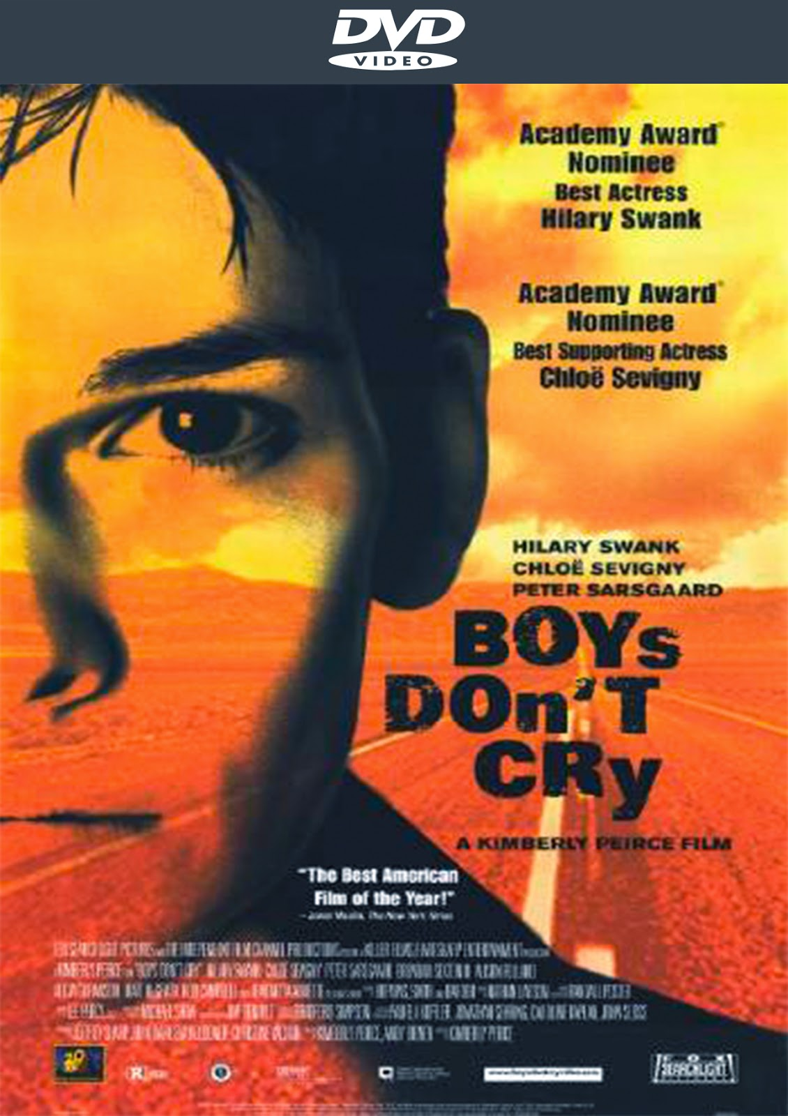 Boys Don´t Cry [1999] [Latino] [DVD Full]