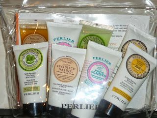 Perlier 8 Piece Deluxe Travel Kit