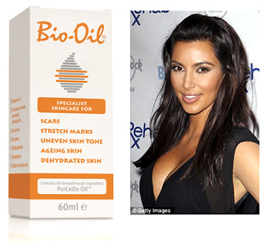 Bio Clear Oil Time Also Uses Bio-oil to
