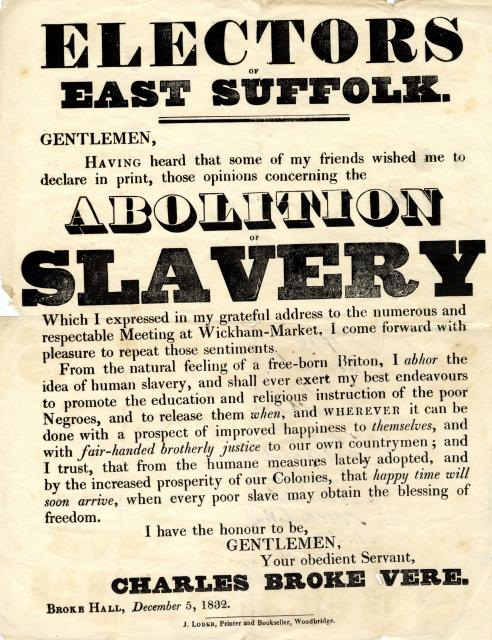 Slavery in the Southern States Essay