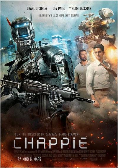Chappie (2015) 720p WEB-DL x265 700MB