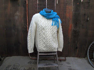 Vintage Fisherman Sweater