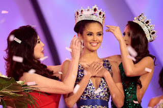 Miss world 2013 Megan Young  hot pics