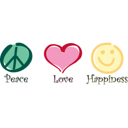 Quotes About Love Peace And Happiness : Peace And Happiness Quotes. QuotesGram