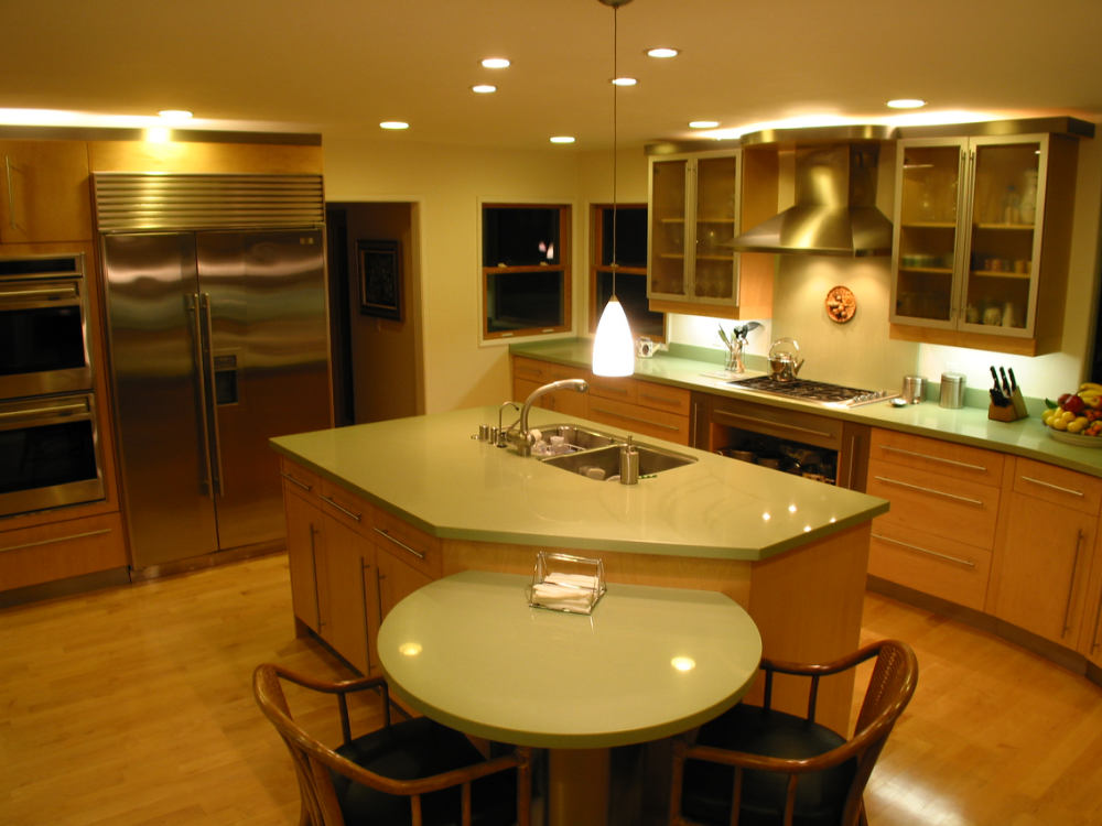 Modern Kitchen Designs Custom Kitchen Cabinets Bathroom Designs - Modern kitchen and bathroom designs