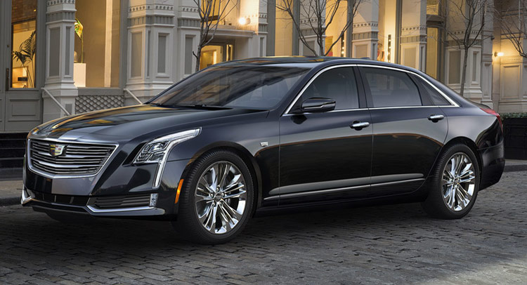 Cadillac Confirms 335HP Four-Cylinder Plug-in Hybrid For CT6