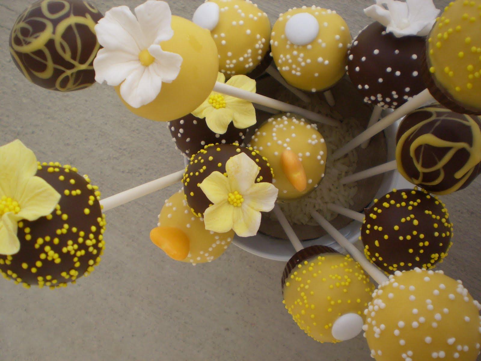 Natalies Cake Pops Cake Pop Bouquets