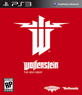 Torrent Super Compactado Wolfenstein: The New Order PS3