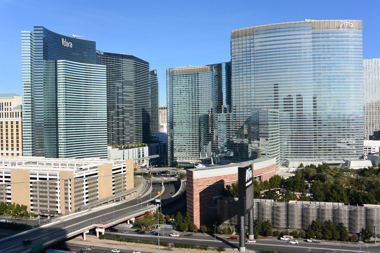 Panorama Las Vegas Strip View