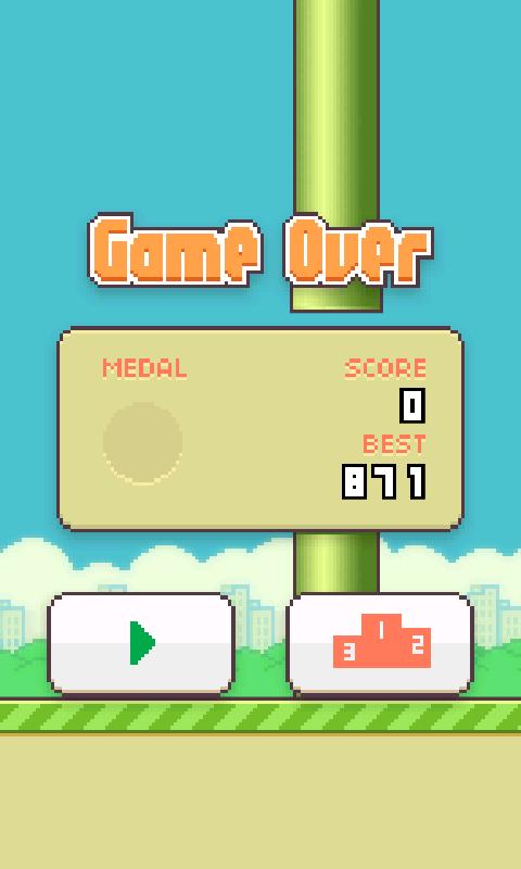 Cara Trik Skor Tinggi Di Game Flappy Bird
