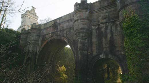 """El misterio que rodea al """"puente de los perros suicidas"""""""