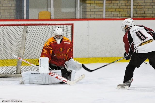 ZAHL Igate Tērvete hokejs ice hockey Latvia