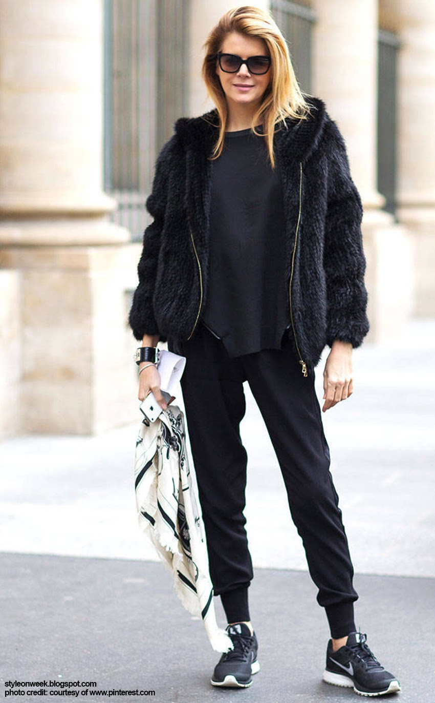 Paris Fashion Week Autumn Winter 2014 Street Style Ideas Part 8 Style Fashion Week