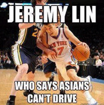 Who says Asians can't Drive?