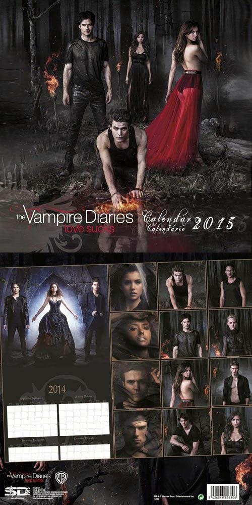 Calendario 2015 Crónicas Vampíricas
