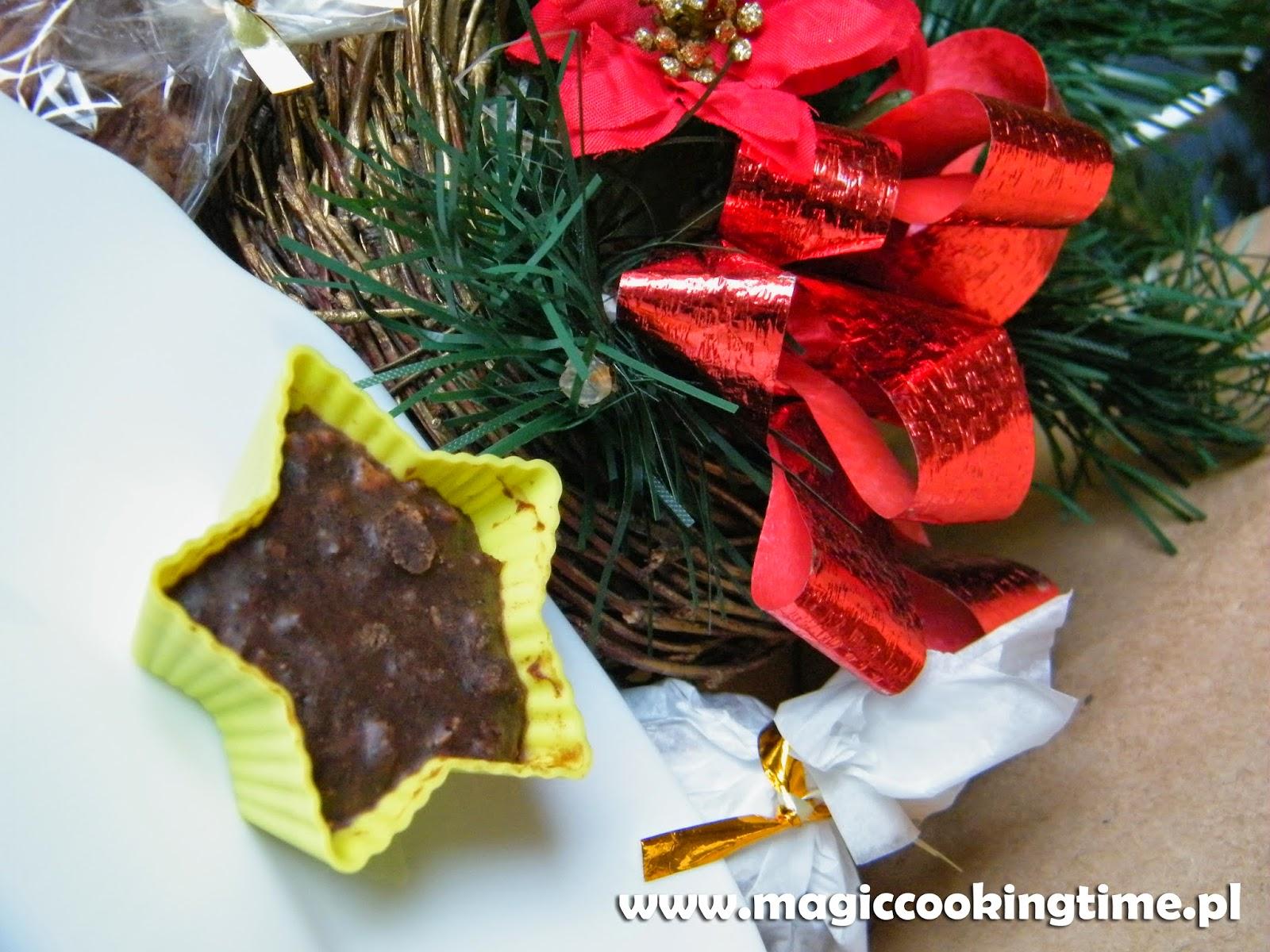 Praliny czekoladowo-orzechowe