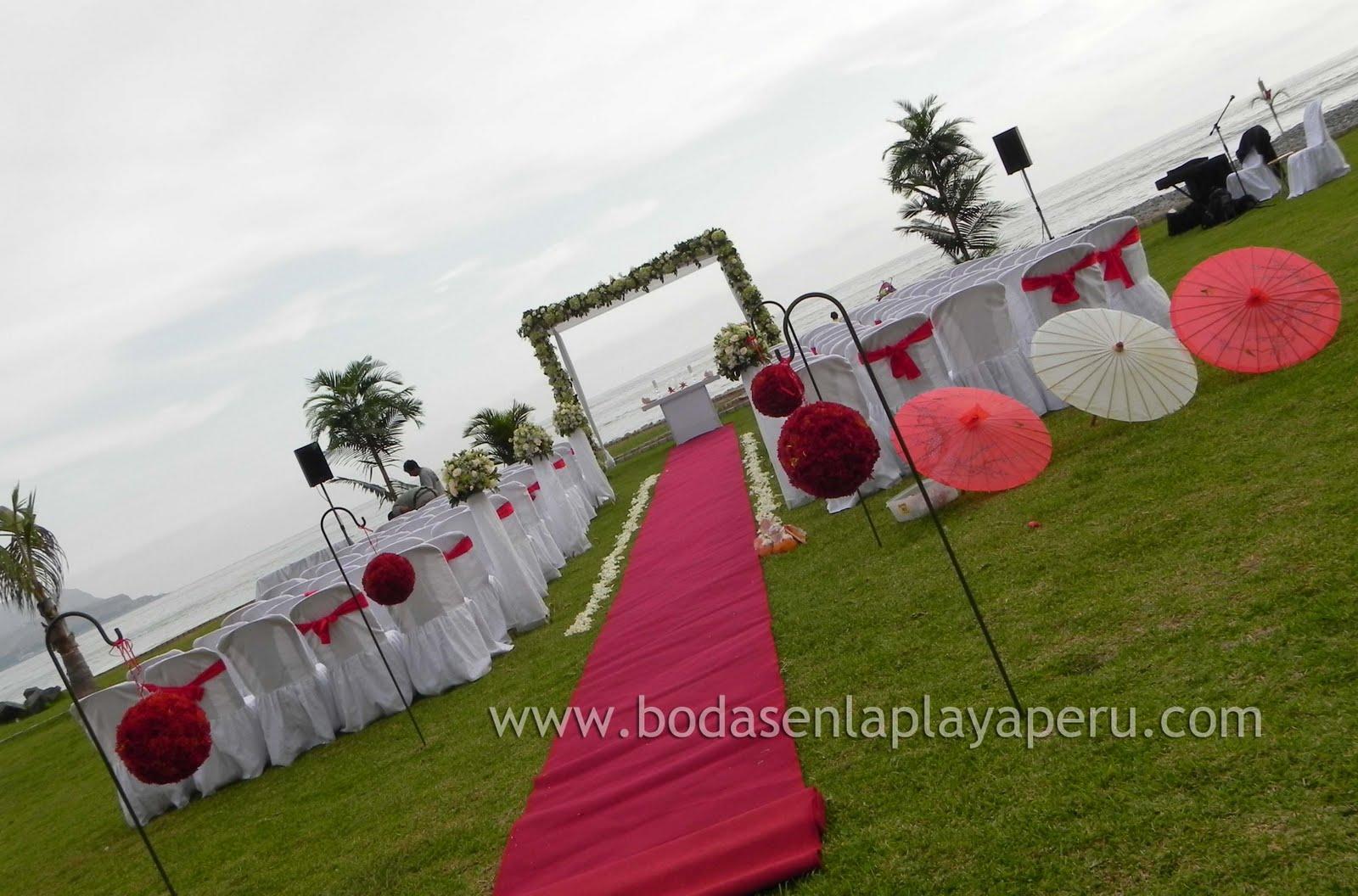Matrimonio Simbolico En La Playa Peru : Bodas en la playa perú boda de lima