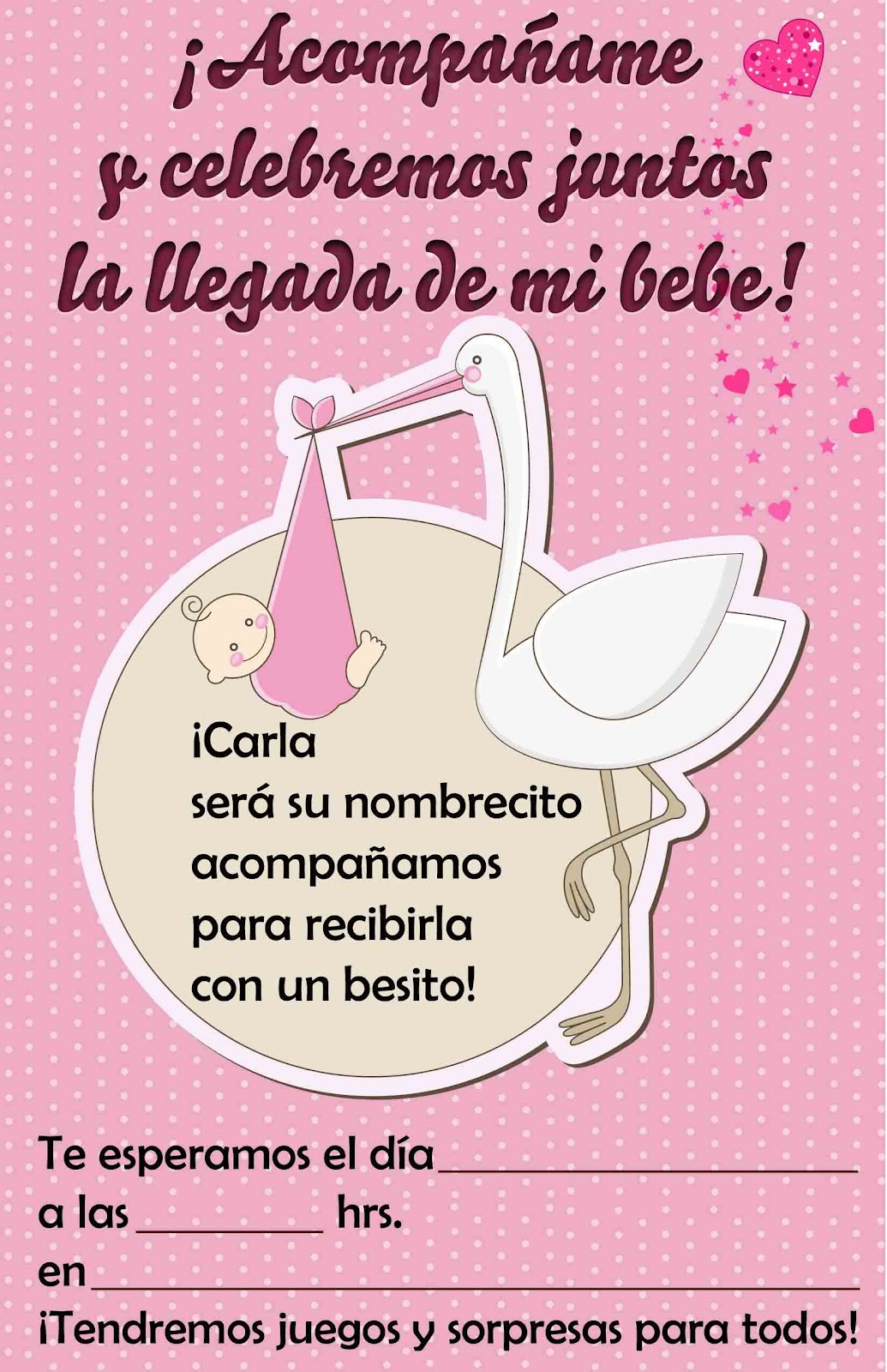 baby shower invitaciones en espanol invitaciones para baby shower