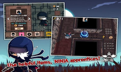 Shadow ZIN: Ninja Boy Amv6 apk