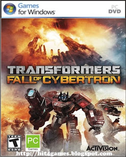 Transformers Fall of Cybertron - pc games
