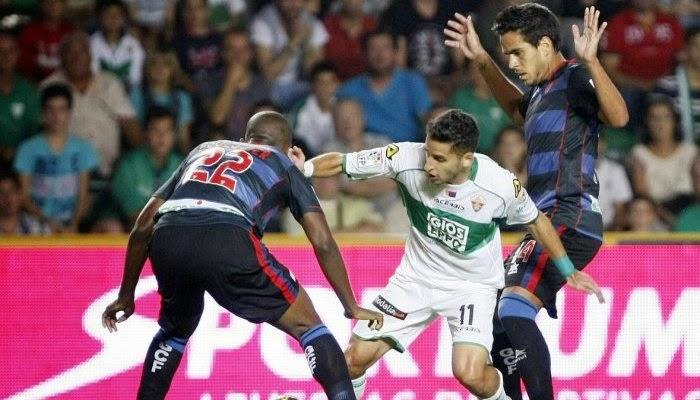 Granada vs Elche en vivo