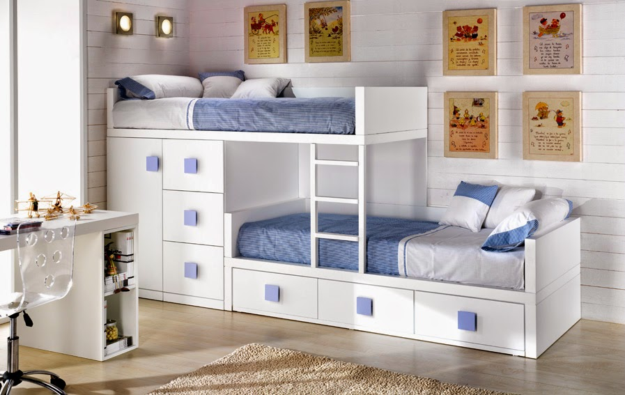 Wall beds ecuador 5 ideas para decorar habitaciones for Muebles habitacion ninos