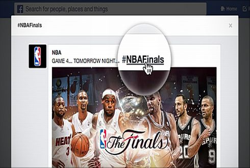 Facebook Akhirnya Hadirkan Fitur Hashtag