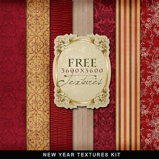 Freebies Christmas Textures
