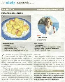 La Voz de Almería 18 de Mayo 2012