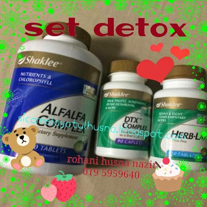 Set Detox