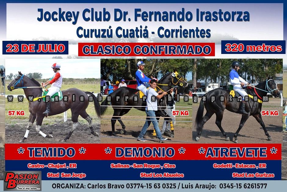 CURUZU CUATIA 23 - 320