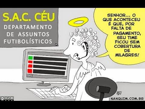 Botafogo deveria virar igreja evangélica