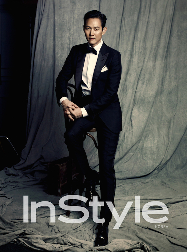 Lee Jung Jae Magazine