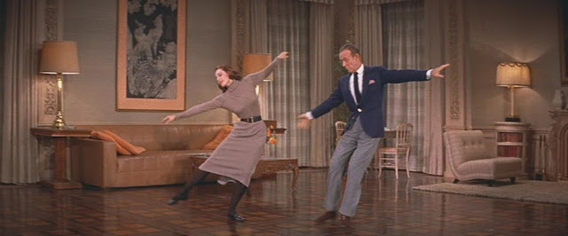 Silk Stockings 07 - Cyd Charisse Fred Astaire