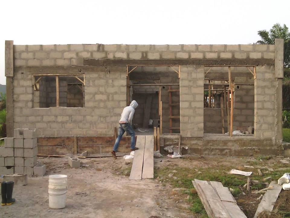 Hardrockdesignc august 2015 for Cost of building a 4 bedroom bungalow in nigeria 2017