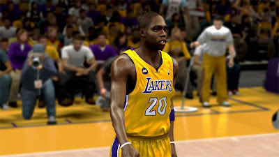 NBA 2K13 Jodie Meeks Realistic Face Patch