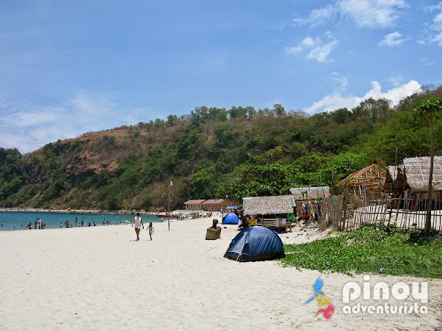 Beaches in Cavite - Marine Base Katungkulan Beach Resort in Ternate Cavite