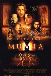 O.Retorno.da.Mumia Download O Retorno da Múmia   DVDRip AVI Dual Audio