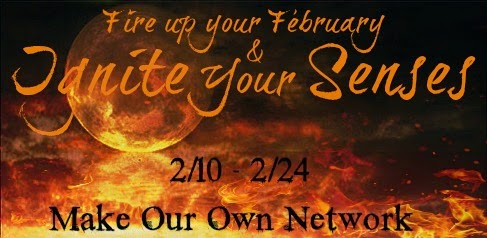 Sign up by 2/3 for the Ignite Your Senses blogger opp.